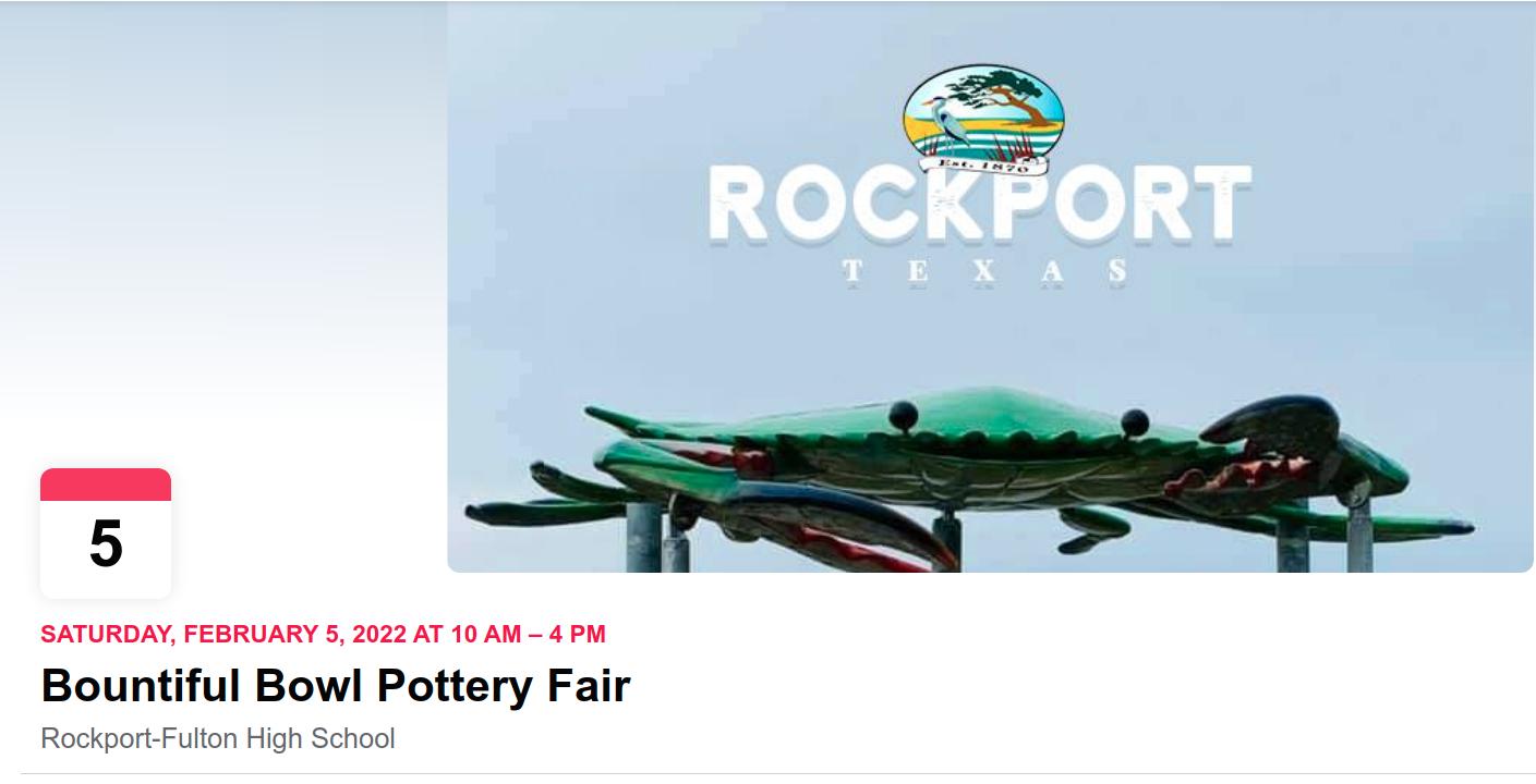 Bountiful Bowl Pottery Fair 2022